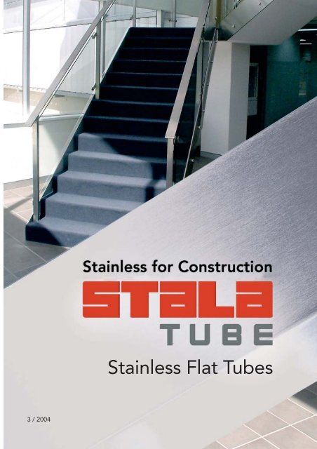 Stainless Flat Tubes - Gual Steel