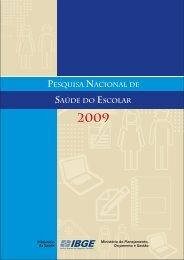 Pesquisa Nacional de Saúde do Escolar - PeNSE - IBGE