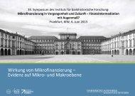 Präsentation - Institut für bankhistorische Forschung e.V.