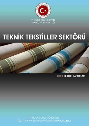 Teknik Tekstiller Sektörü