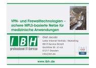 PDF [6,5 MB] - bei der IBH IT-Service GmbH