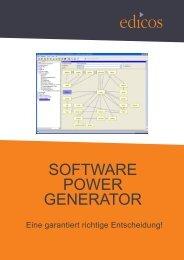 SOFTWARE POWER GENERATOR - iBusiness