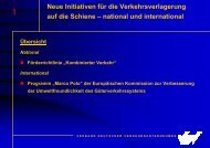 national und international - (IBS) eV