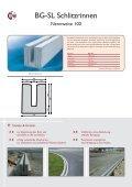 8-Seiter-Sicherheitsrinnen - BG Graspointner GmbH & Co KG - Seite 6