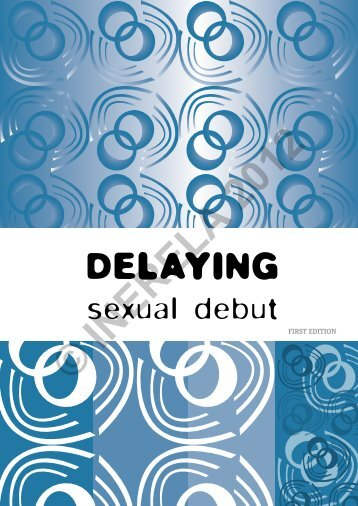 Delaying Sexual Debut
