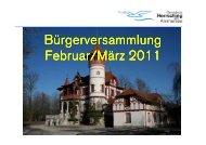 Präsentation (.pdf) - Herrsching am Ammersee