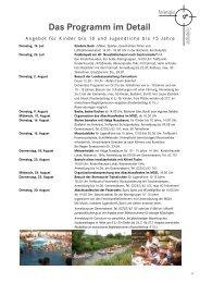Sommerblatt 2011 Teil 2 (1,14 MB) - Gumpoldskirchen