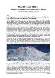 1995 - Die Berge des Himalaya