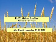 Purchase Risk Control -- Contracts - iaom mideast & africa district