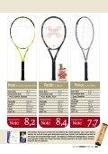 RACKET-TEST 2010 - gotennis - Erfolgreicher Tennis spielen - Seite 4