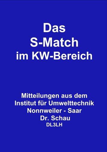 S-Match im KW Bereich - HAM-On-Air