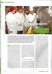 BioKüche: Nachhaltigkeit konsequent umgesetzt