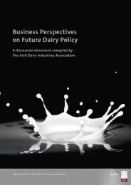 Business Perspectives on Future Dairy Policy.pdf - Food and Drink ...