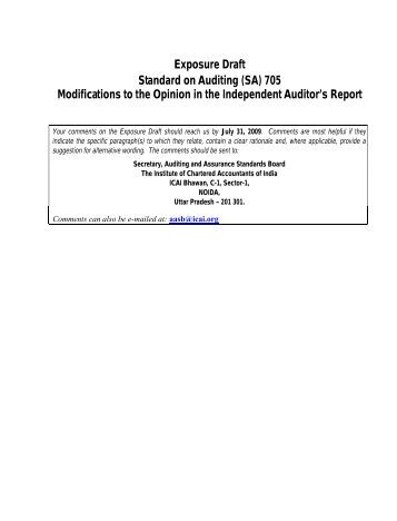 auditing and assurance standards of icai pdf