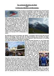 Jungfrau Marathon 2008 (PDF, 850kb)