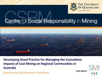 Presentation - International Association for Impact Assessment