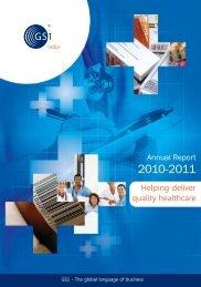 Annual Report 2010-11 - GS1 India