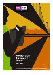 Progression Agreement Toolkit - welcome - University of Hull