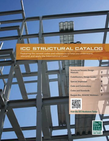 2009 ibc structural/seismic design manuals - International Code ...