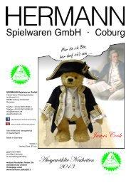 Neuheiten 2013 als PDF - HERMANN-Spielwaren GmbH