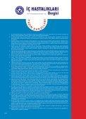 Ic Hastaliklari 2012-3 copy copy.eps - İç Hastalıkları Dergisi - Page 4