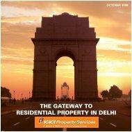 Delhi report 8 x 8 FINAL aw - ICICI Home Finance