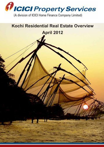 Kochi Residential Real Estate Overview April 2012