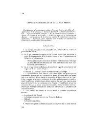 OPINION INDIVIDUELLE DE M. LE JUGE MBAYE 1. Je partage les ...