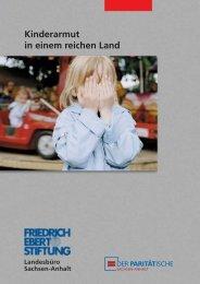 Kinderarmut in einem reichen Land. - Bibliothek der Friedrich-Ebert ...