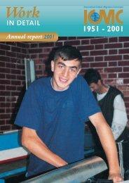 Annual Report - ICMC