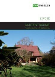 GARTENTRÄUME - Icon Immobilien