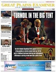 Vol.2 Issue3, April 2012 - Great Plains Examiner