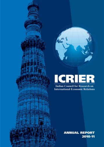 Annual Report - icrier