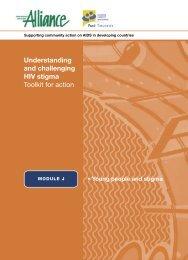 Understanding and challenging HIV stigma - Module J - ICRW