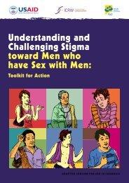 Understanding and Challenging Stigma toward Men who ... - ICRW