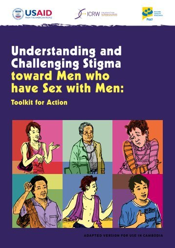 Understanding and Challenging Stigma toward Men who ... - ICRW