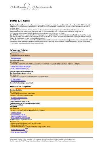 Förderung der Sprachkompetenz in der 3. und 4. klaSSe ...