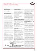 Capacitors for Electronic Equipment - Page 3