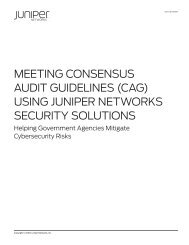 Meeting Consensus Audit Guidelines (CAG) Using ... - ICT Networks