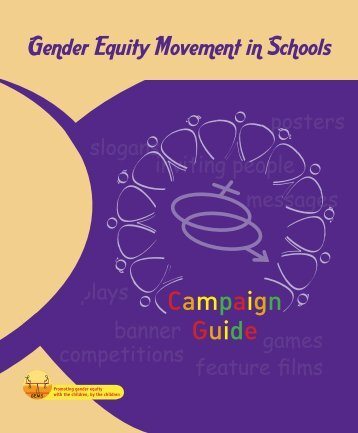 Gender Equity Movement in Schools Campaign Guide.pdf - ICRW
