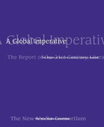 Global Imperative - New Media Consortium