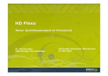 HD Flexo
