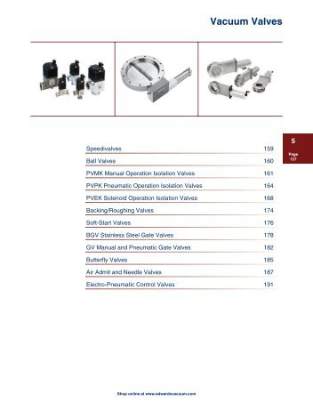 2011 Catalogue - Ideal Vacuum Products