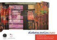 diabetes action now - World Health Organization