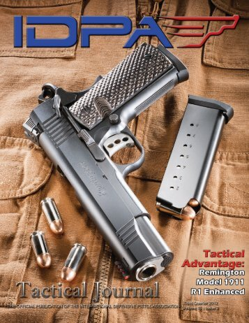 Volume: 16, Issue: 3 (3rd Quarter 2012) - IDPA.com