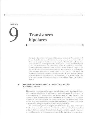Lectura Transistores..
