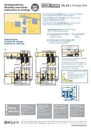 CLIPO 25 | 35 S Mixslide (MS) - BFB GmbH