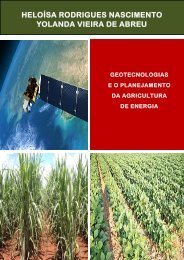 Geotecnologias e o planejamento da agricultura de energia - IEE/USP
