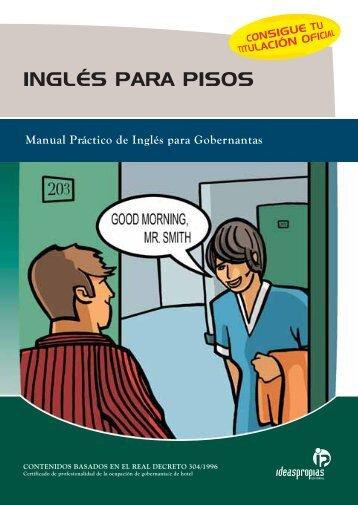 INGLÉS PARA PISOS - Ideaspropias Editorial