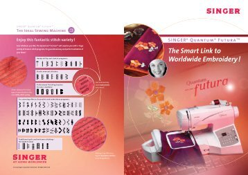 The Smart Link to Worldwide Embroidery !